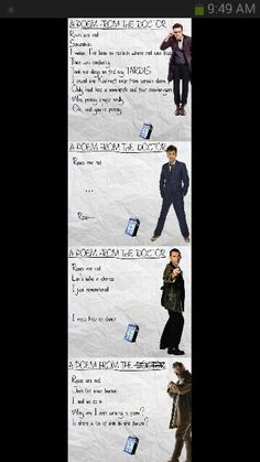 For you Dr. Who fans out there