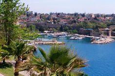Antalya - Großstadtflair und uralter Handelshafen