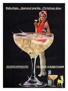 1000 Images About Babycham On Pinterest Beer Tea