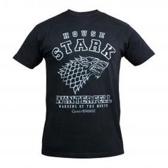 Game of Thrones T-shirt Stark Winterfell pour hommes: HBO Shop Europe