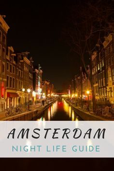 Amsterdam Red Light District Guide