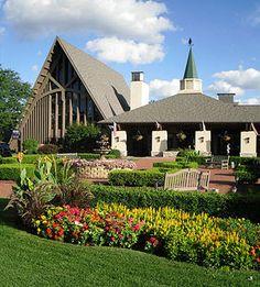 Fontana, Wisconsin: The Abbey Resort