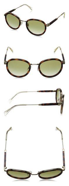 2fb0a391f5a Amazon.com  Tommy Hilfiger Women s TH1307S Round Sunglasses