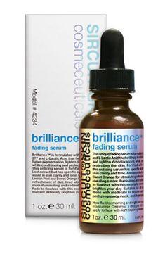 SIRCUIT Cosmeceuticals BRILLIANCE fading serum || Skin Deep® Cosmetics Database | Environmental Working Group