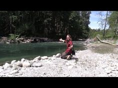 Alone In The Canadian Wilderness (Full Version) - YouTube