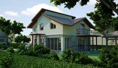 case mici cu trei dormitoare Small three bedroom house plans 3