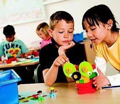 DUPLO Techniek voor de eerste klassen in het basisonderwijs.