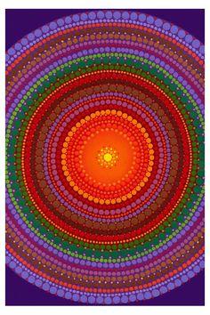 Elspeth McLeans magical art