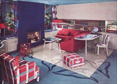 1945 living room--kid proof