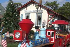 Take a break from the mall and find some holiday charm in one of these quaint towns.