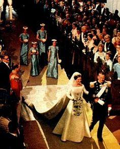Wedding of Queen Margrethe