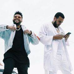 If this ain't both of my moods lol Abel is me knowing that abelena about to reunite and then french is me being on my phone waiting for any cute updates BUT ABEL'S SMILE THO❤️❤️