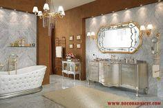 luxury bathroom decor ideas Go Practical With Your Bathroom Decorations