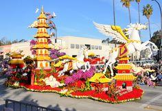 rose bowl float viewing 2015 IMAGES   Singpoli Group - Pegasus (a), Tournament of Roses Parade, Pasadena, CA ...