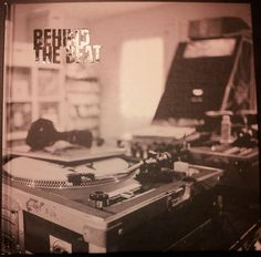 Behind The Beat.....photography book