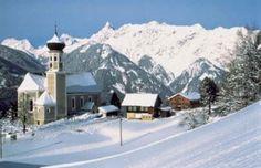 Bartholomäberg, Kirche Hl. Bartholomäus (Montafon, Bludenz) Vorarlberg AUT
