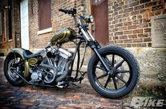 2011 Custom Bobber | Majik Mike | Hot Bike