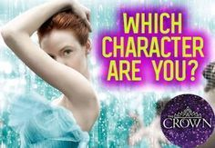It's time to discover your TRUE identity with this new Selection series character quiz! || I got Maxon!