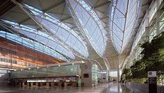 airport interior design - Google Search