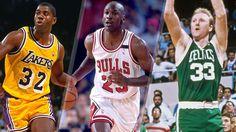 Los jugadores mejor pagados en la NBA desde 1984
