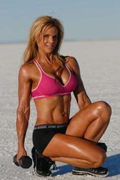 Beautiful fitness  Woman Body | Periodic fitness assessment Body-composition testing every three weeks ...