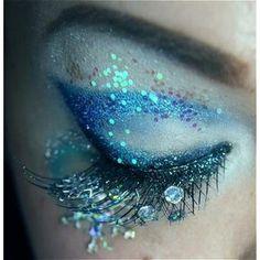 siren makeup - Google Search