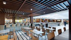 Richmond Adelaide Centre Food Court - GHA Design | Retail Design
