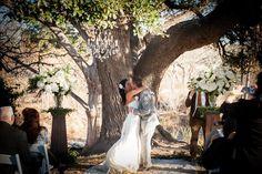 At Luckenbach, Texas  Photography: Jennifer Lindberg Weddings - jenniferlindbergweddings.com Event Planning + Floral Design: Maggie Gillespie Designs - maggiegillespiedesigns.com  Read More: http://stylemepretty.com/2013/06/28/fredericksburg-wedding-from-maggie-gillespie-designs-jennifer-lindberg-weddings/