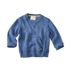 Genuine Kids from OshKosh™ Infant Toddler Boys Long-Sleeve Sweater - and really, any sweaters on this page