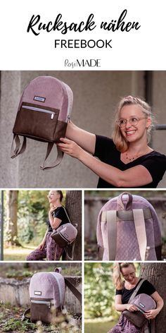 Bag Patterns To Sew, Sewing Patterns, Mattress Cleaning, Rucksack Backpack, Textiles, Love Sewing, Backpacking, Gym Bag, Upcycle