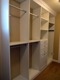 Holy Craft: Master closet reveal