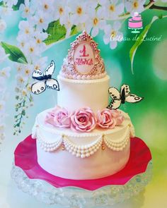 Princess cake  by Gâteau de Luciné