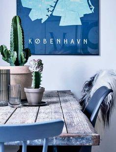 Scandinavisch interieur - interior uit Denemarken