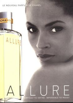 Allure by Chanel.