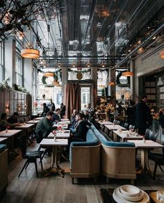 La Mercerie cafe & bar New York #newyorktravel