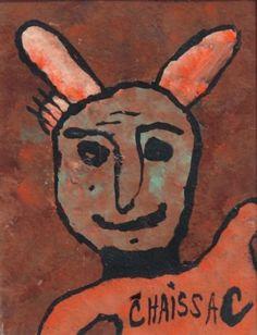 Gaston CHAISSAC 1910-1964