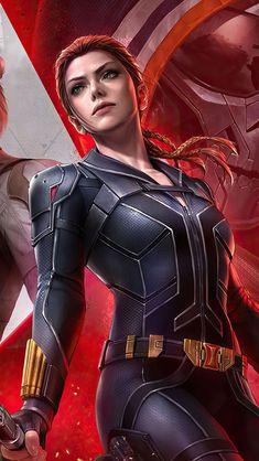 Marvel Heroines, Marvel Films, Marvel Characters, Marvel Dc, Marvel Women, Black Widow Avengers, Avengers Art, Black Widow Scarlett, Black Widow Natasha