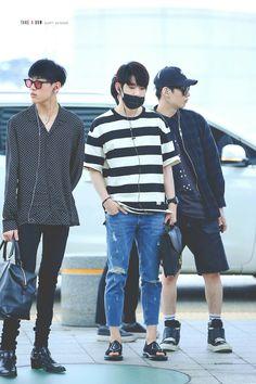 GOT7 갓세븐 || BamBam 뱀뱀, JR 주니어, JB 제이비