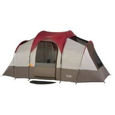 Amazon.com: Wenzel Big Bear Family Dome Tent: Sports & Outdoors