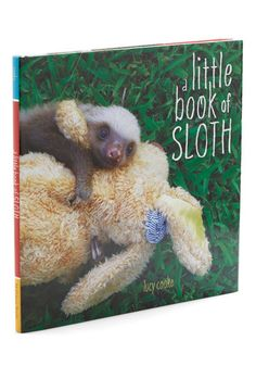 A Little Book of Sloth, #ModCloth