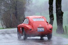 1950 Ferrari 166/195 S Le Mans Berlinetta Louis Vuitton Classic Serenissima Run
