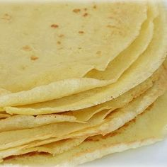 "Low Carb Crepes I use these in so many more ways than just ""crepes"". In both sweet or savory recipes, as wraps, tortillas, noodles – they are a great way to still make those dishes you love without the unneeded carbs."