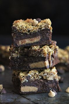 Peanut Butter Cup Brownies