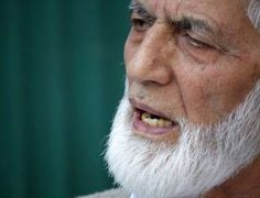 Geelani Calls For Anti-Israeli Protests