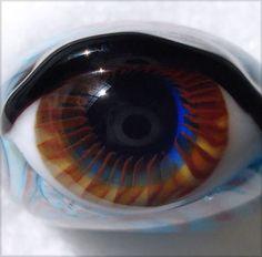 lampwork eye