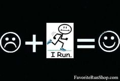 You are one Run away from a good mood :)