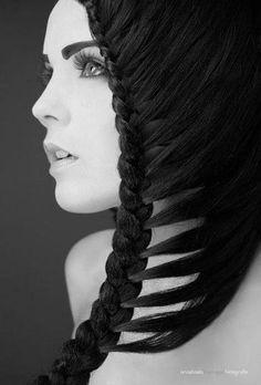 Inspirational photos (Theme: Amazing hair) | Studded Dreams