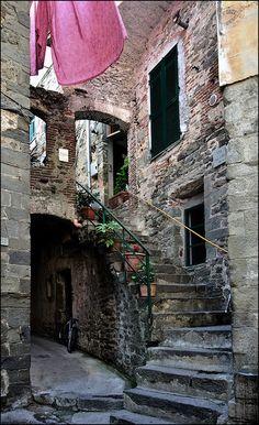 Corniglia ~Le Cinque Terre ~ Liguria ~ Italy