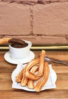 Mention Barcelona and most people think of F.C Barcelona, Gaudi and tapas. But what about churros? The fried-dough pastry is a supremely popular snack in Spa