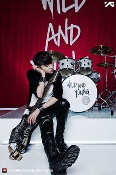 Kang Seungyoon - Wild and young